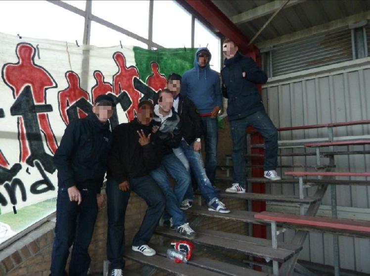 CabrasFeliz and friends in heemskerk