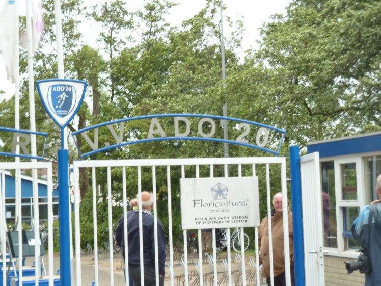 de poort.. oldskool