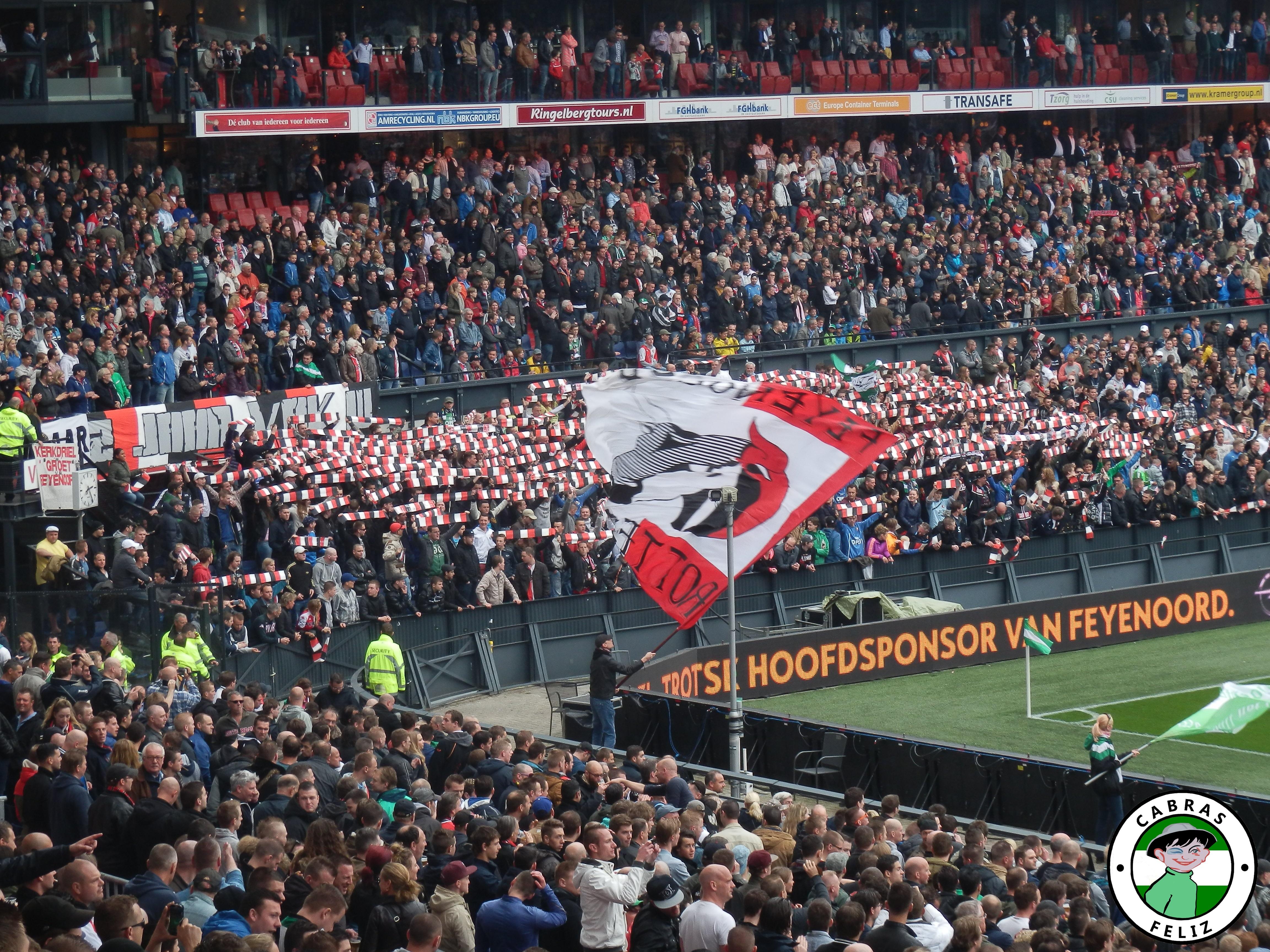 Feyenoord – RKC Waalwijk