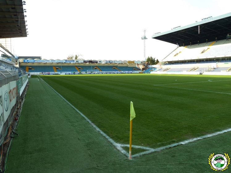 Gent -oude stadion